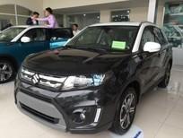 Suzuki Vitara đen nóc trắng nhập khẩu châu Âu KM khủng tháng 7 chỉ 740 triệu