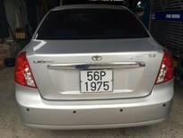 Bán xe Daewoo Lacetti se 2009, màu bạc xe gia đình  290tr cảm biến de
