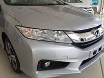 Bán ô tô Honda City đời 2016, màu bạc, 583 triệu