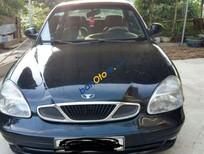 Cần bán Daewoo Nubira ll đời 2002, màu đen, giá tốt