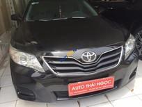 Auto Thái Ngọc bán Toyota Camry 2.5 LE đời 2010, màu đen, nhập khẩu nguyên chiếc