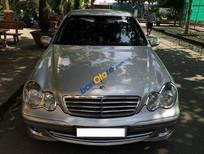 Bán ô tô Mercedes C180 đời 2003, màu bạc còn mới, 285tr
