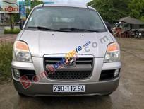Cần bán Hyundai Starex đời 2005, màu bạc, nhập khẩu chính hãng