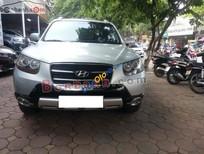 Bán Hyundai Santa Fe MLX đời 2007, màu bạc, nhập khẩu chính hãng số tự động, 665tr