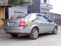 Cần bán xe Mazda 323 đời 2001, màu bạc chính chủ, giá 275tr