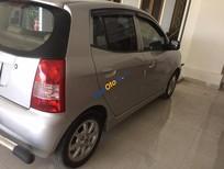 Xe Kia Morning AT đời 2007, màu bạc, xe nhập số tự động