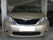 Xe Toyota Sienna LE đời 2011, màu vàng, nhập khẩu nguyên chiếc chính chủ