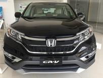 """Mua Honda CRV 2016 tặng ngay """" Tiền mặt """" + """" Bảo hiểm vật chất """" - giao xe ngay đủ các màu xe"""