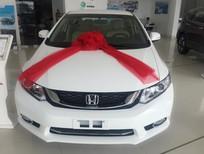 Bán ô tô Honda Civic đời 2016, màu trắng