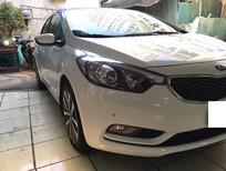 Bán ô tô Kia K3 1.6 AT 2015, màu trắng, 670 triệu