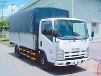 Bán ô tô Isuzu NMR 2016, với kích thước thùng lớn, tải trọng đi lại được trong thành phố
