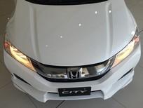 Bán Honda City CVT 2016 màu trắng với giá 583 triệu, hỗ trợ vay 80%, giao xe ngay
