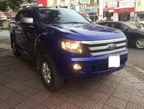 Bán Ford Ranger 2.2 XLS MT 2013, màu xanh lam, nhập khẩu xe như mới