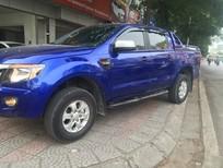 Bán ô tô Ford Ranger 2.2 XLS 2013, màu xanh lam, nhập khẩu nguyên chiếc