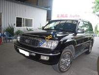 Cần bán lại xe Toyota Land Cruiser đời 2001, màu đen, nhập khẩu chính hãng, giá tốt