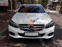 Em cần bán gấp Mercedes E250 đời 2014, màu trắng số tự động
