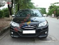 Cần bán lại xe Hyundai Avante 1.6AT đời 2011, màu đen số tự động, giá chỉ 440 triệu