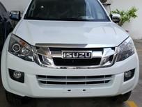 Bán ô tô Isuzu Dmax 2.5 LS 2016, màu trắng, nhập khẩu nguyên chiếc Thái Lan, giá tốt nhất