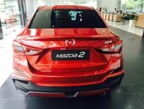 Bán Xe Mazda 2 all new 2016, đủ màu, giảm ngay 30tr tiền mặt, giao xe ngay