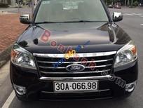 Cần bán Ford Everest Limited đời 2011, màu đen chính chủ