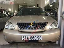Bán Lexus RX 350 đời 2008, màu vàng, nhập khẩu chính hãng số tự động