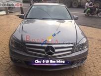 Cần bán lại xe Mercedes C200 sản xuất 2010, màu xám