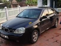 Cần bán xe Lacetti EX 2005, màu đen
