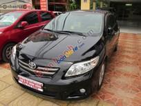 Salon ô tô Thành Hải bán xe Toyota Corolla Altis 1.8MT đời 2009, màu đen chính chủ