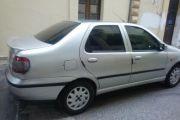 Cần bán xe Fiat Siena 2001, màu trắng chính chủ, giá 105tr