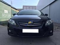 Bán Toyota Corolla XLI đời 2009, màu đen, nhập khẩu