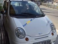 Bán ô tô Daewoo Matiz sản xuất 2007 màu trắng, 165 triệu