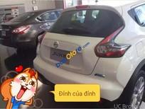 Nissan Juke đời 2016 màu trắng duy nhất còn 1 con