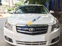 Bán ô tô Daewoo Lacetti CDX đời 2011, màu trắng