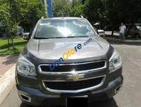 Bán Chevrolet Colorado 2.8 LTZ đời 2013, màu xám, nhập khẩu Thái số sàn