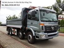 Mua xe Ben 4 chân- xe ben 4 chân 17,7 tấn giá rẻ nhất tại Bà Rịa Vũng Tàu 0938 699 913