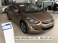 Cần bán xe Hyundai Elantra mới 2016, màu nâu, nhập khẩu chính hãng, giá chỉ 585 triệu