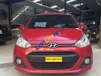 Bán xe Hyundai i10 1.2 AT đời 2015, màu đỏ số tự động