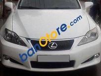 Cần bán Lexus IS 250C đời 2009, màu trắng