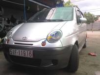 Bán ô tô Daewoo Matiz đời 2006, màu bạc