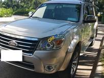 Bán ô tô Ford Everest đời 2009, màu vàng