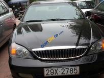 Bán ô tô Daewoo Magnus đời 2005, màu đen xe gia đình, giá tốt 168tr