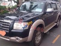Cần bán Ford Everest AT đời 2008, màu đen, 475tr