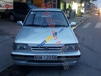 Cần bán xe Kia Pride CD5 2001, màu bạc