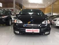 Bán xe Chevrolet đời 2009, màu đen