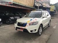 Chợ ô tô Hà Nội bán ô tô Hyundai Santa Fe 2.0AT 2011, màu trắng, xe nhập giá cạnh tranh