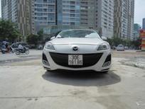 Cần bán Mazda 3 2010, màu trắng, xe nhập