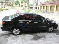 Gia đình  bán xe Toyota Corolla altis 1.8MT 2003, màu đen