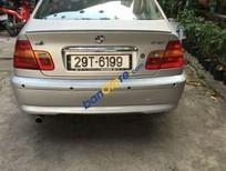 Cần bán BMW 3 Series năm 2004, màu bạc, nhập khẩu, giá chỉ 280 triệu