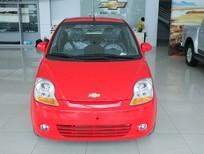 Cần bán Chevrolet Spark 1.2 LT 2016, màu đỏ