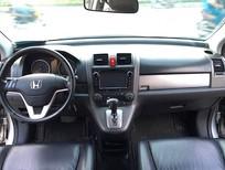 Cần bán xe Honda CR V 2.4 AT 2010, màu bạc, 790tr